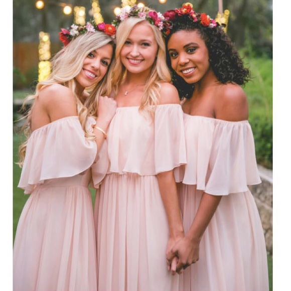 5d37b5b74 Revelry Dresses | Bridesmaid Dress Worn Once Not Altered In Anyway ...